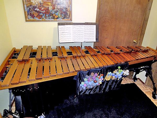 Adams Van Sice Artist Series Marimba (5.0 octaves)