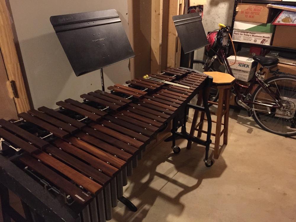 Musser Studio Marimba