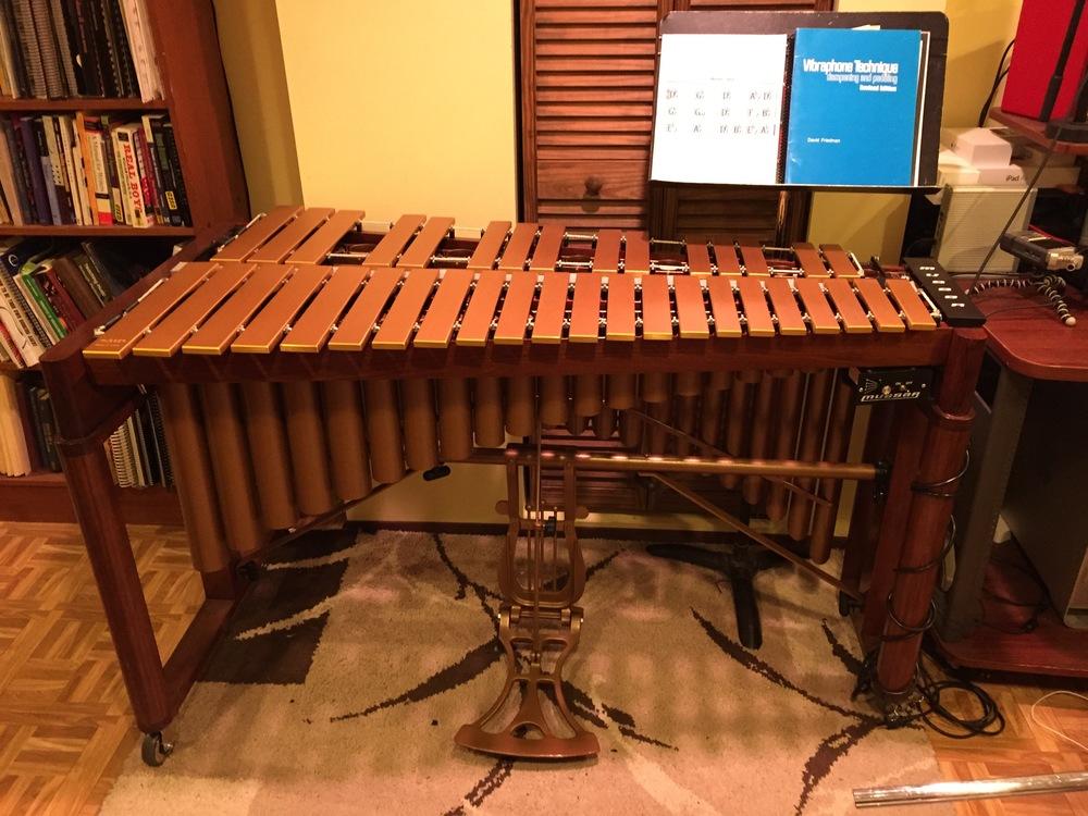 Musser 3.0 Lionel Hampton Century Vibraphone