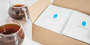 Blue Bottle subscriptions are the best.