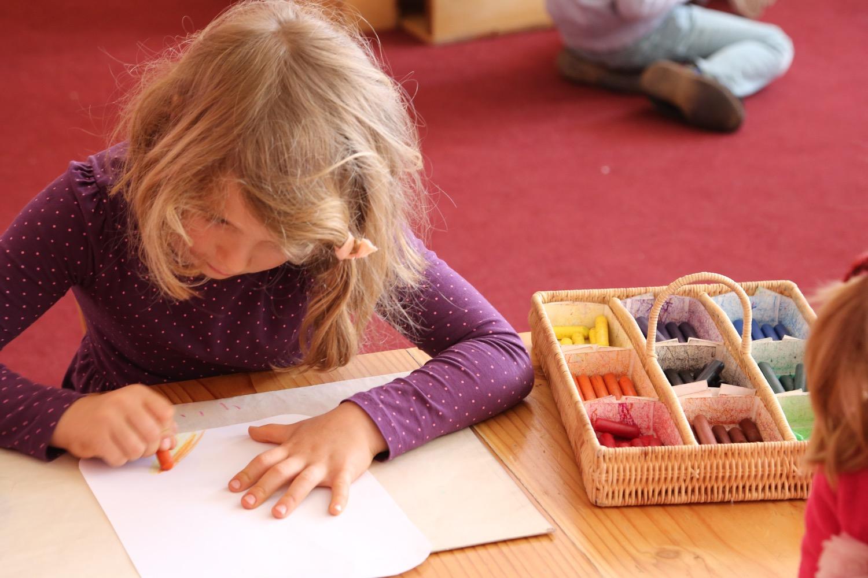 Early Childhood Program Greenwood School Mill Valley Ca