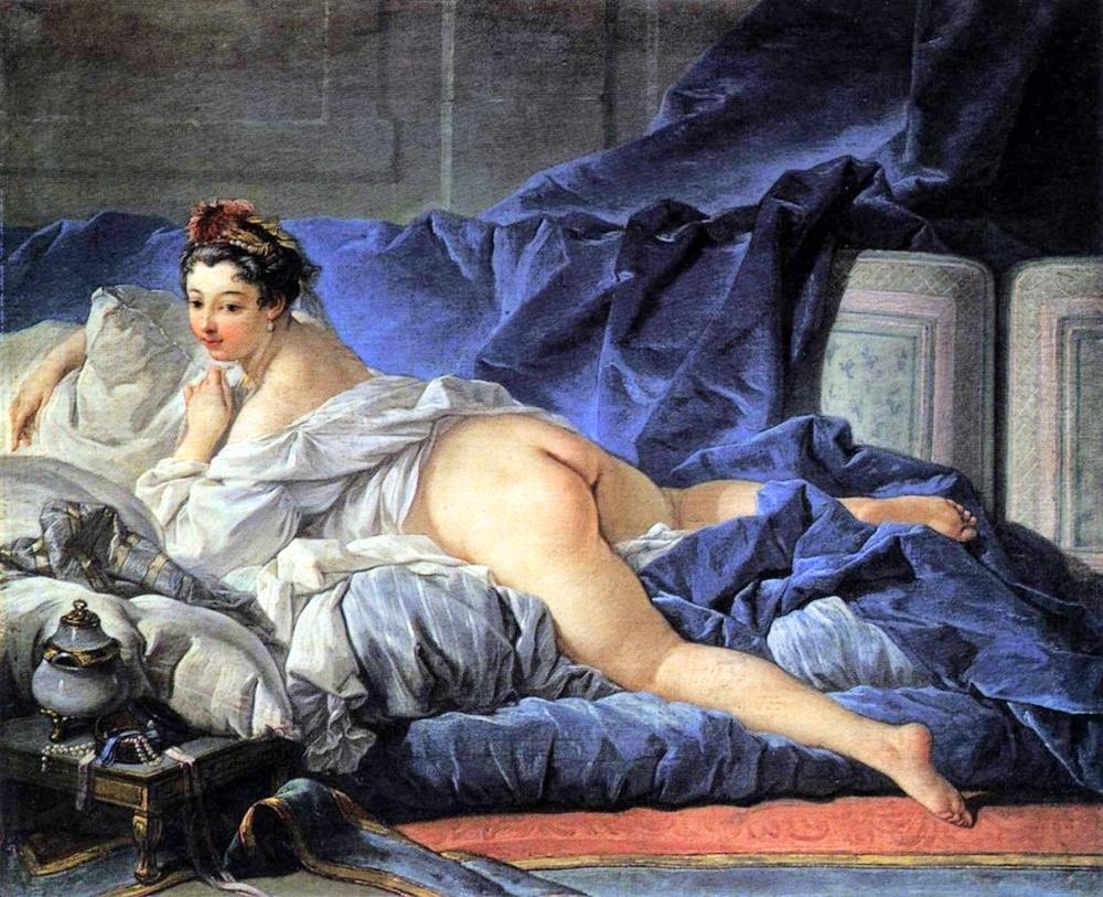L'ODALISQUE, 1745