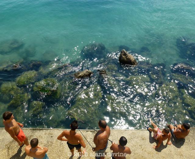 Sicilian Fishermen