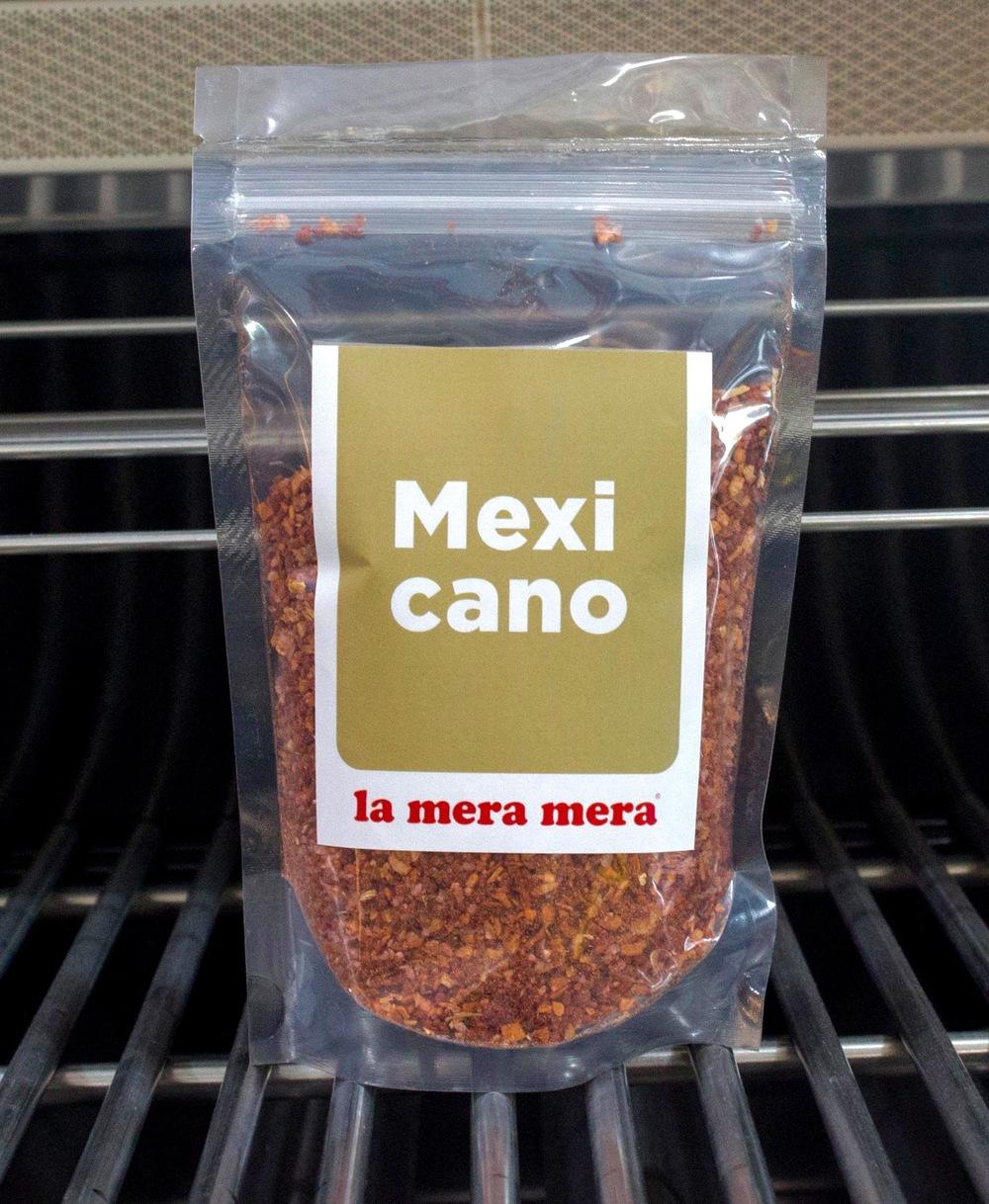 Sazonador Mexicano de  la mera mera