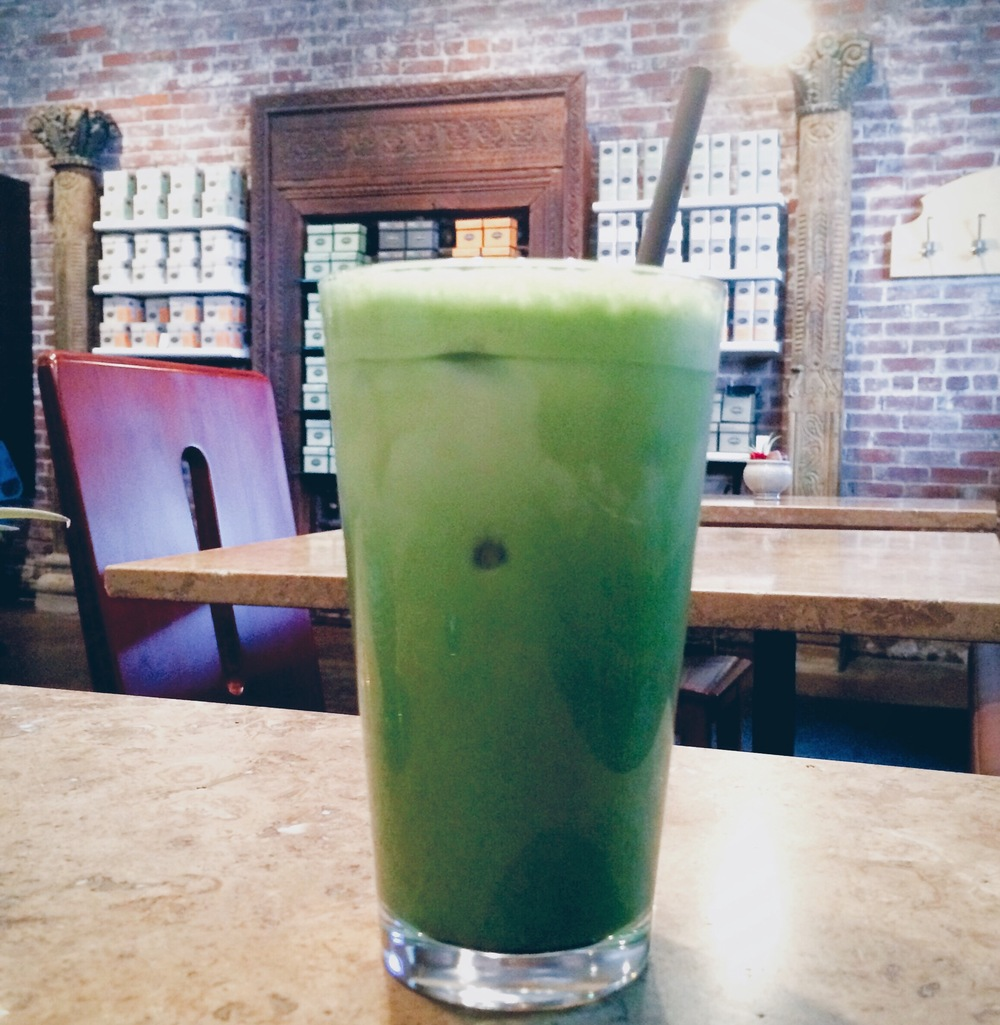 Matcha for matcha lovers at Smith Teamakers