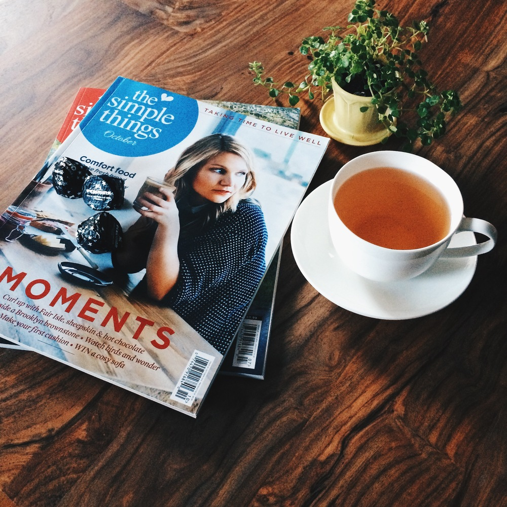 A Magazine for Tea Lovers