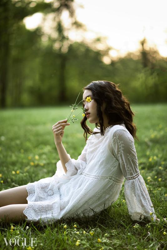 """Buttercup"". ( 14 May 2018). ""Portfolio Xingni Kilby,"" Vogue Italia, PhotoVogue."