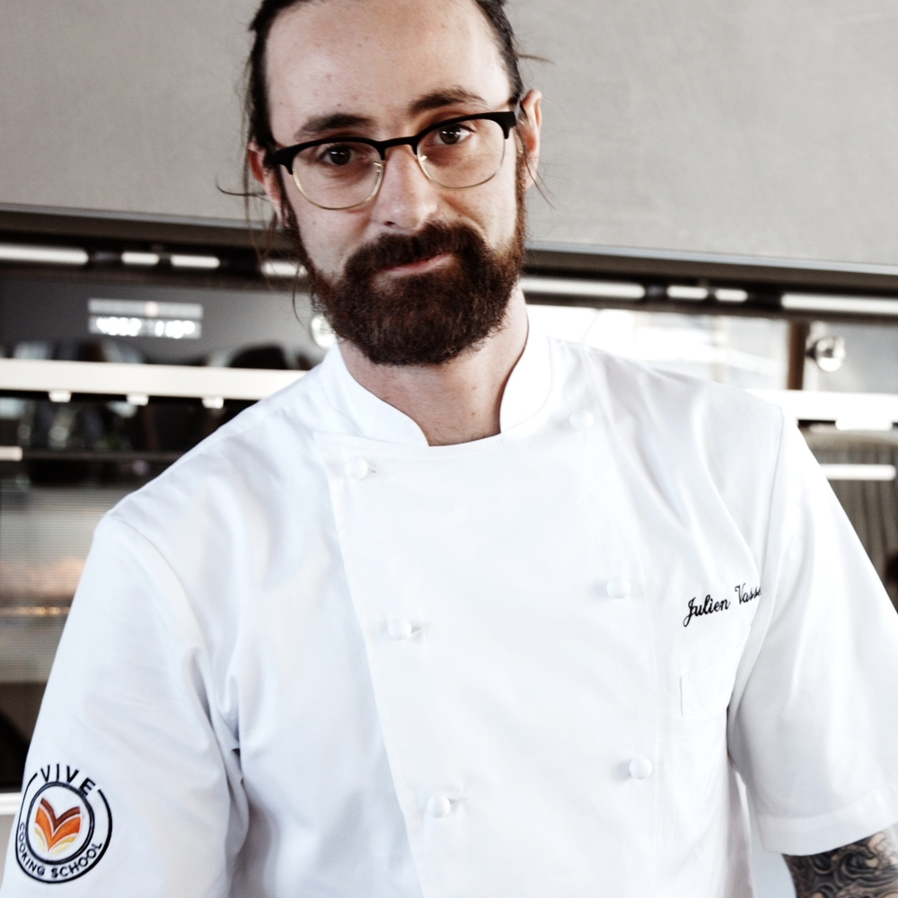 Julien Vasseur Headchef