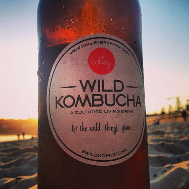 VIVE Cooking School Blog Wild Kombucha
