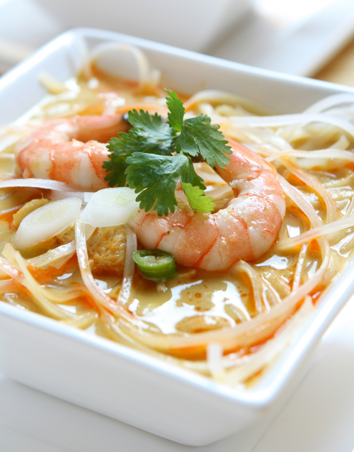 VIVE Recipes Laksa