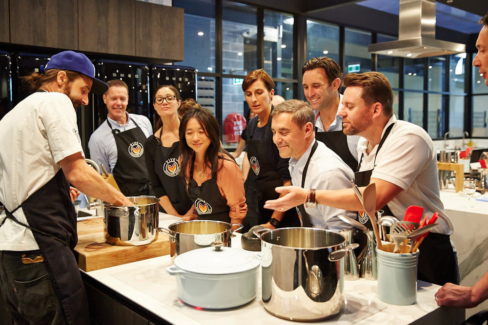 Clean eating cooking classes sydney