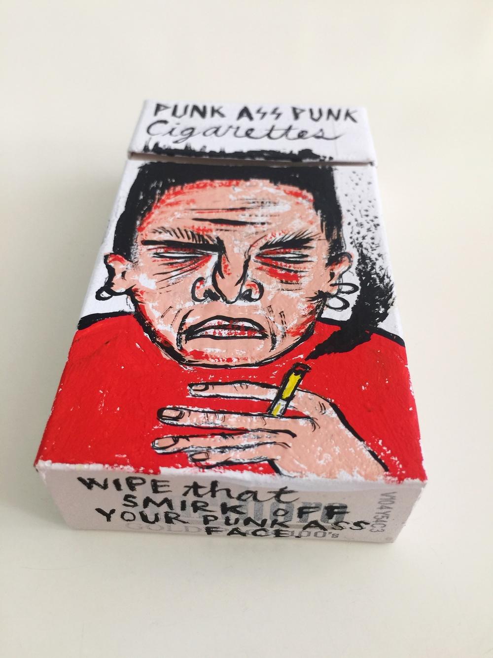 PUNK ASS PUNK CIGARETTES