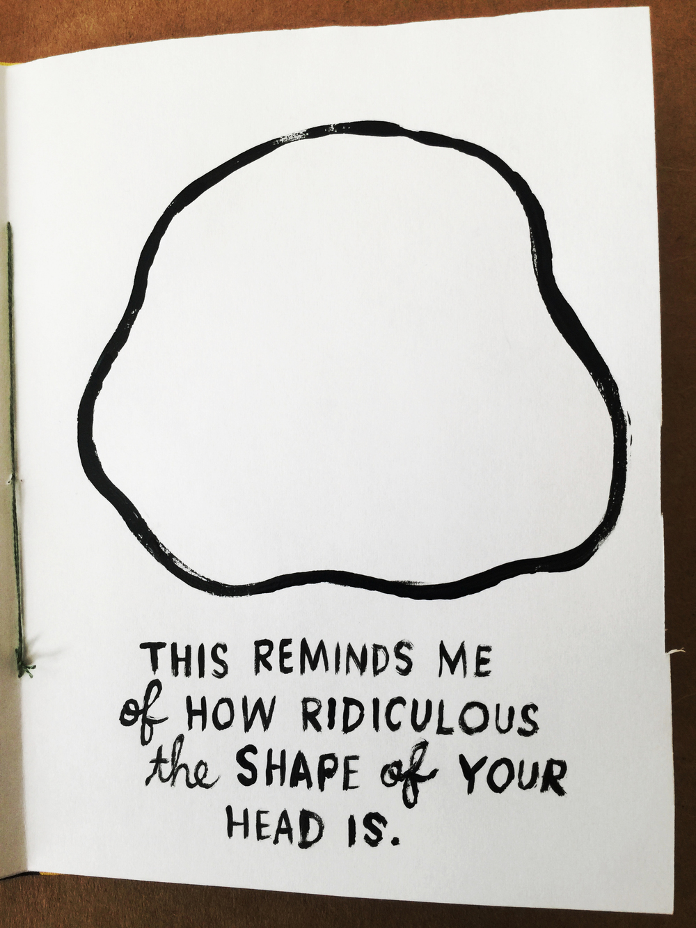 11 SHAPES THAT REMIND ME OF YOU AND I HATE YOU