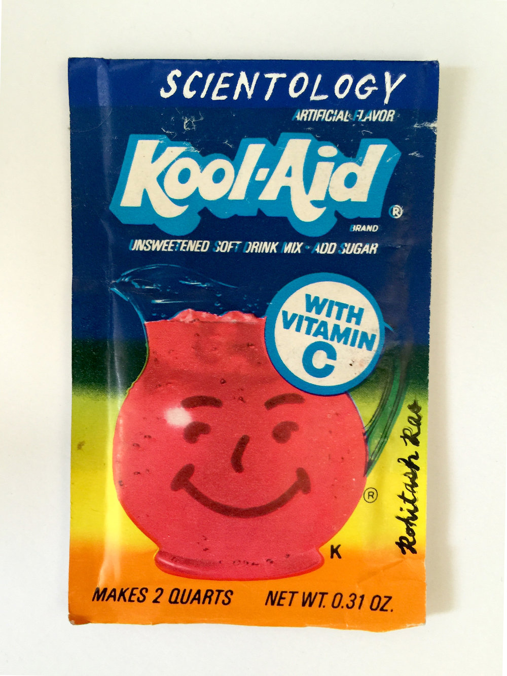 KOOL AID: SCIENTOLOGY