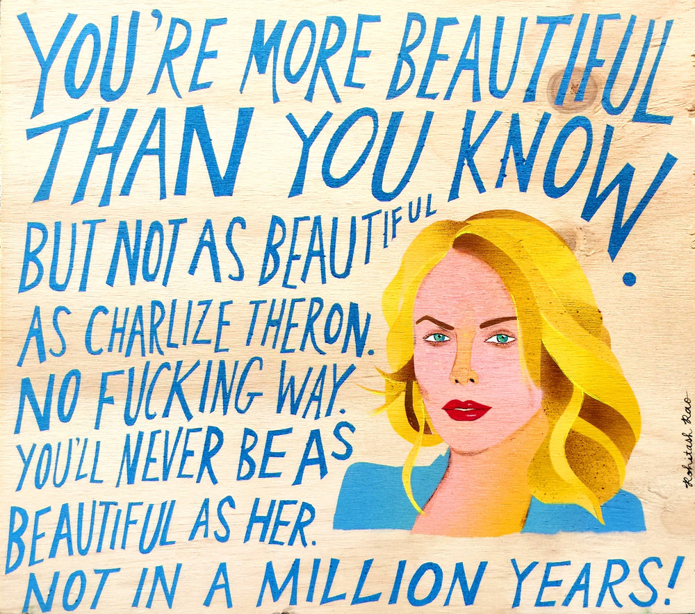 YOU'RE MORE BEAUTIFUL THAN YOU KNOW