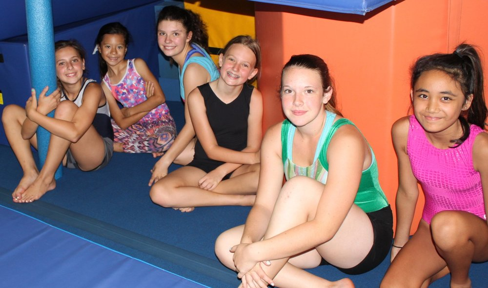 Competitive & Recreational Gymnastics for All Ages.