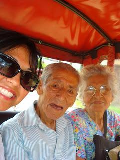 Mis Abuelitos - My Grandparents