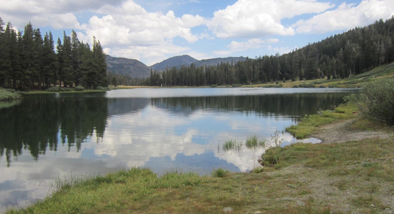 The Hidden Sierra Lakeside Camping: Highland Lakes