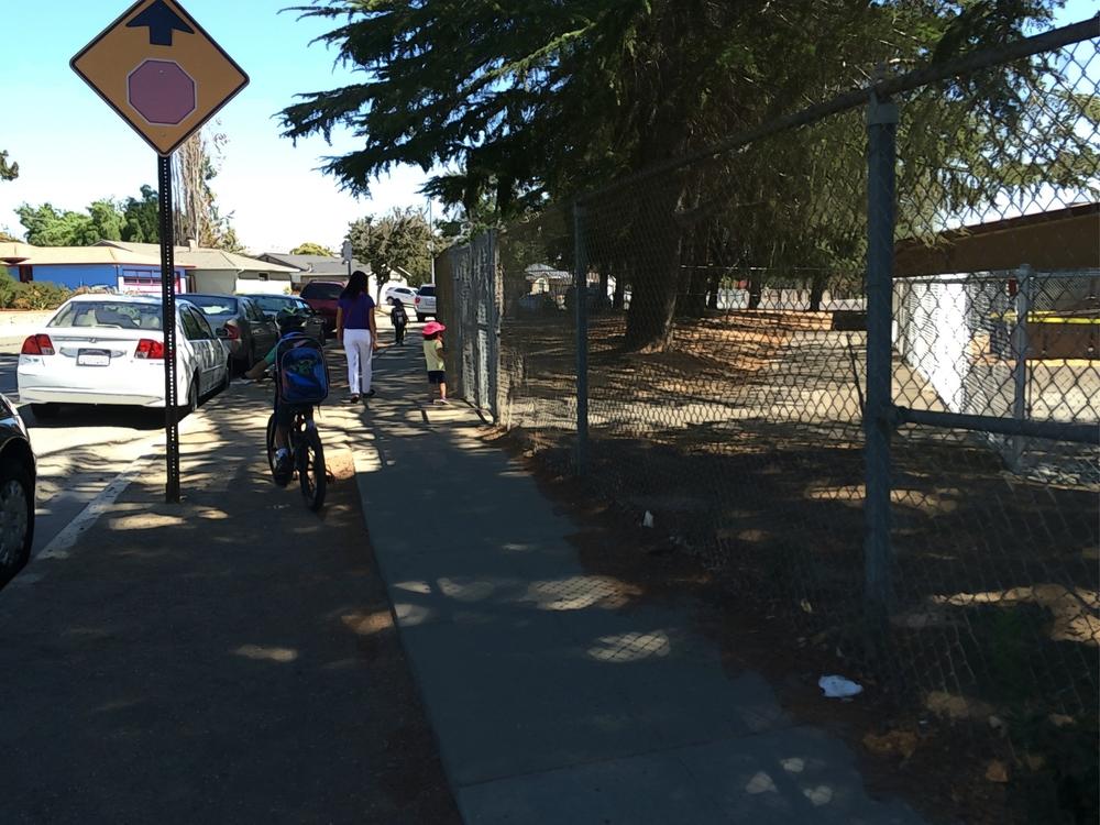 Balanced Kids Bike to School