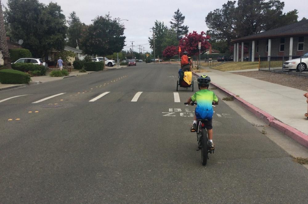 Practice Street Riding