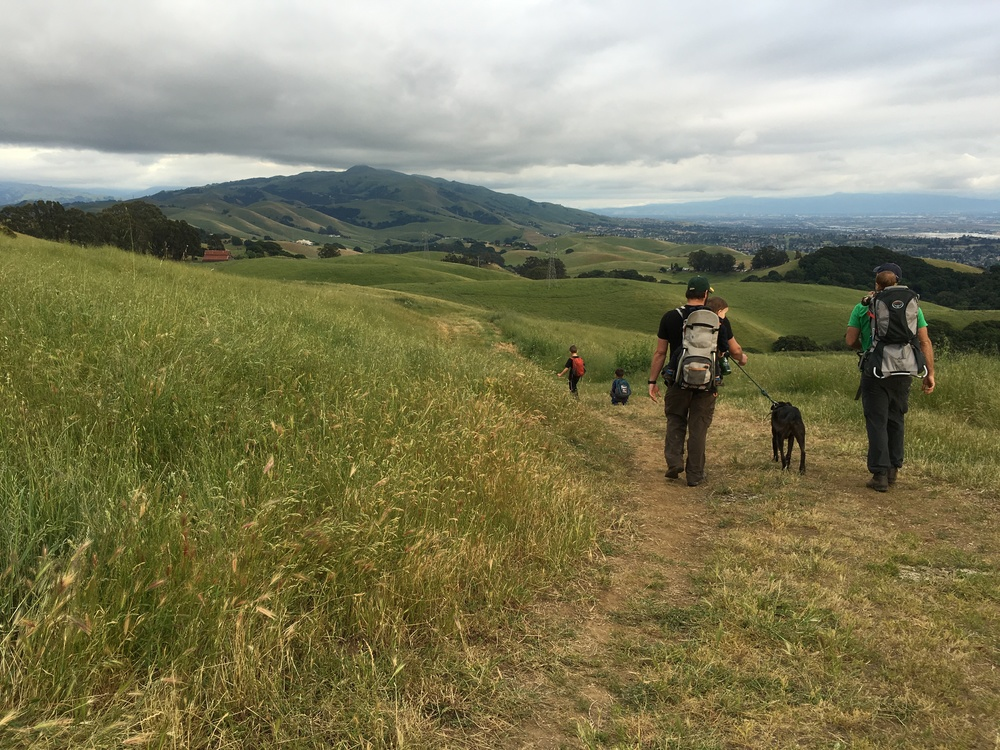 Vargas Plateau vs. Mission Peak
