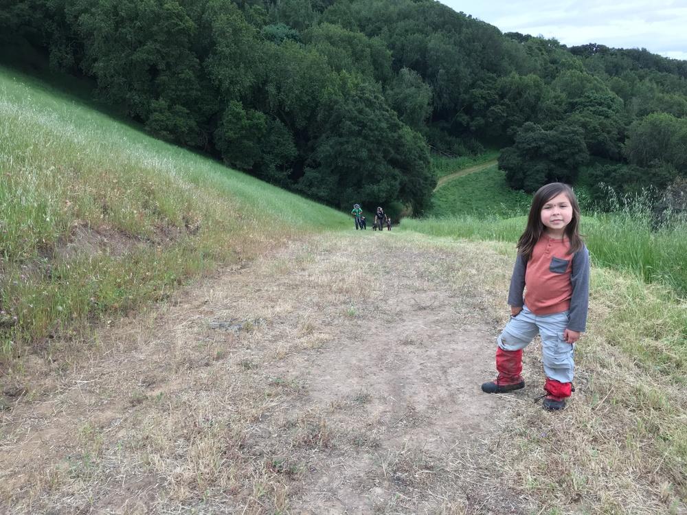 Steep Upper Ranch Trail