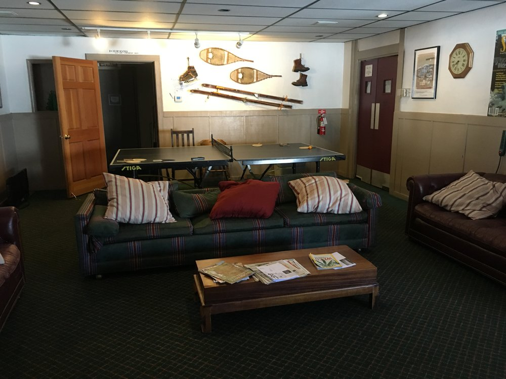 The Lodge Common Area