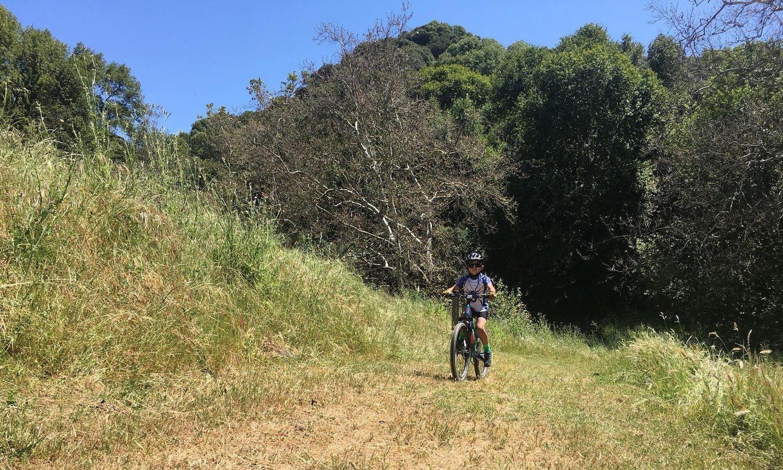 Family Friendly Biking: Garin Dry Creek Regional Park