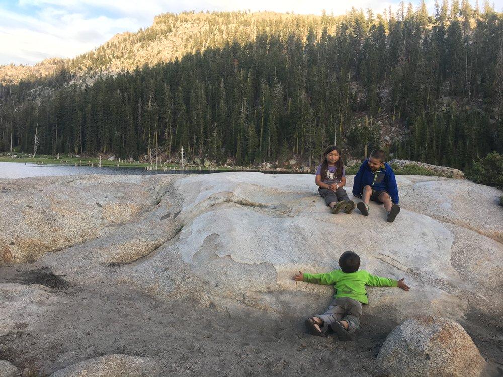 Granite Playground