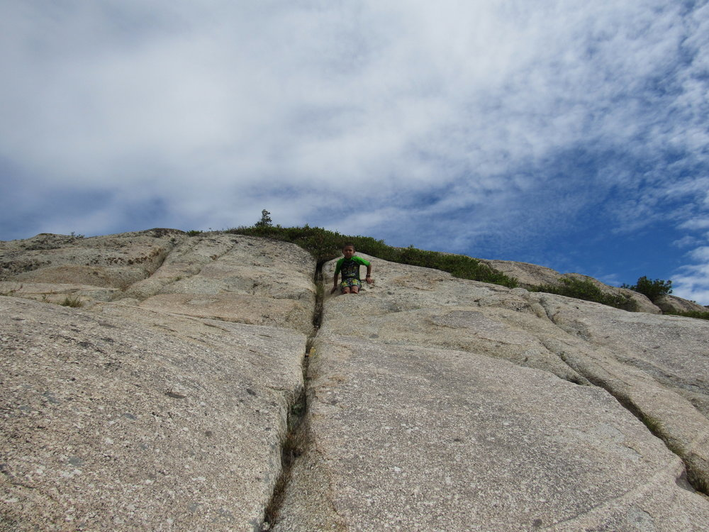 Granite Slides