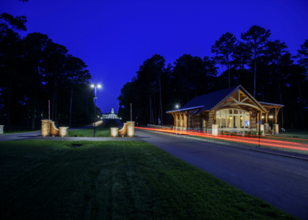 Welcome Center at Berry College