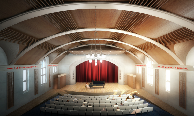 Ford Auditorium at Berry College