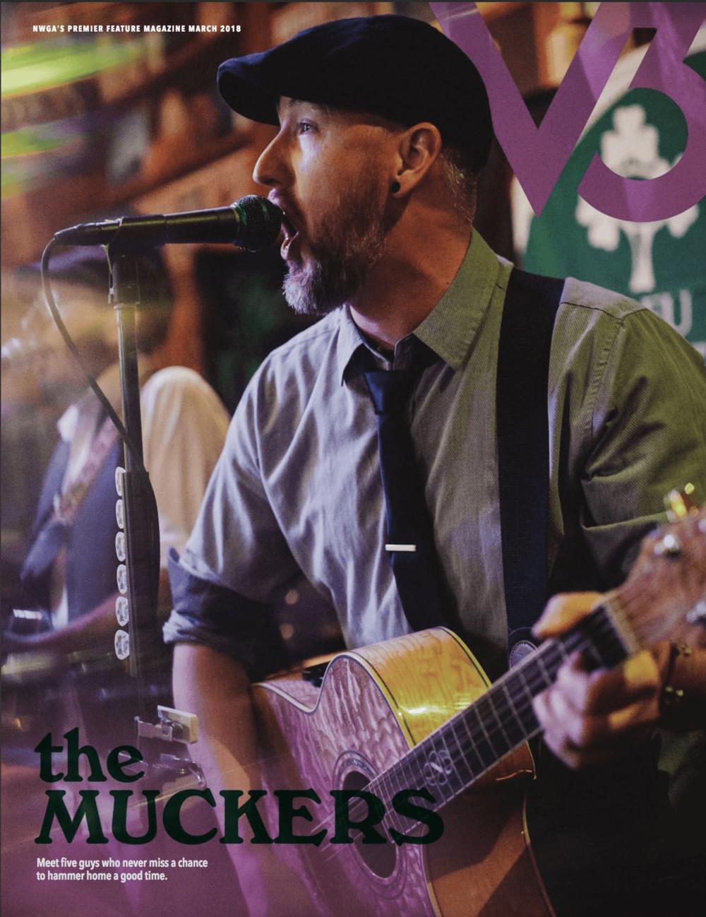 V3 Magazine-March 2018