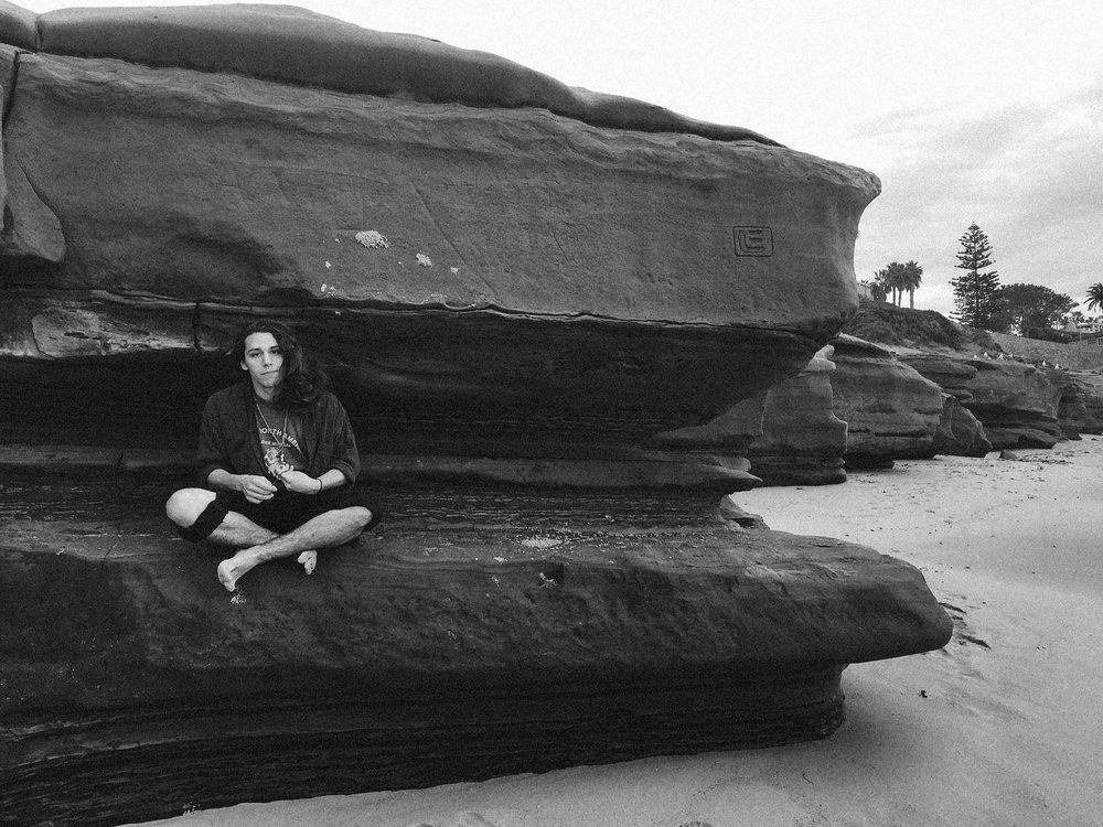 La Jolla Beach, San Diego, CA November 2016  Photo shot and edited by Christin Rupert ( @naturecat_ )