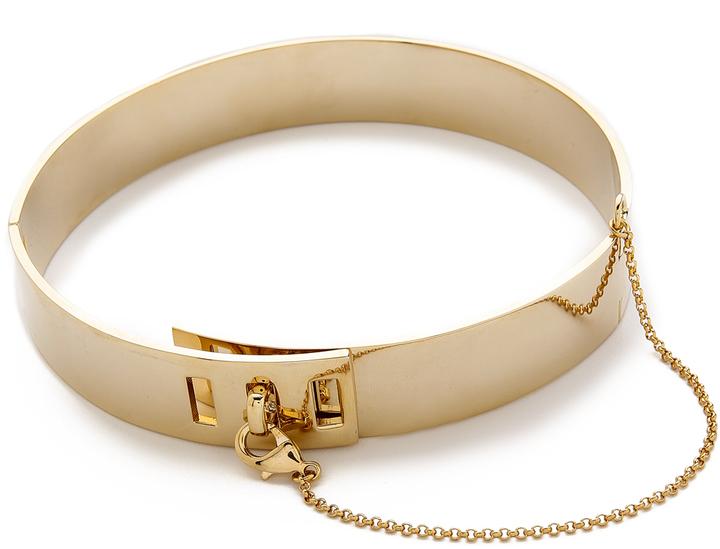 Eddie Borgo Gold Choker, ShopBop