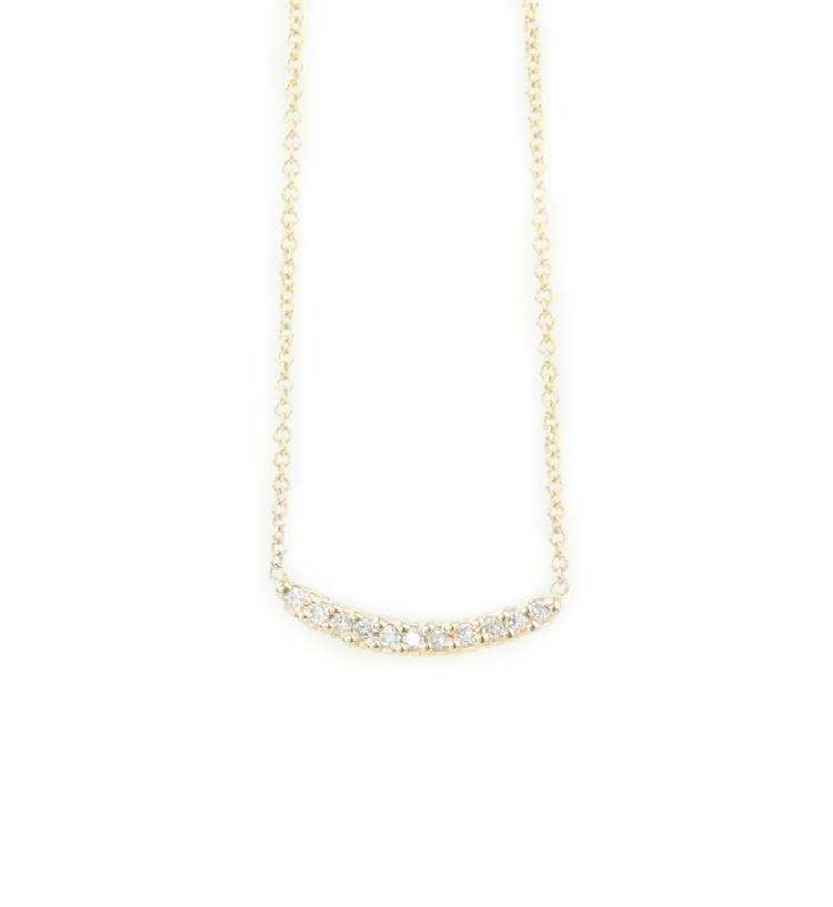 """KATE ALEXANDRA, Molokini Necklace 16"""" Chain, Kate-Alexandra.com"""