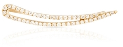 Smith & Mara Diamond Ear Climber, Ron Herman, $990