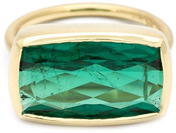IRENE NEUWIRTH 9.25 kt tourmaline ring, Farfetch, $6,140