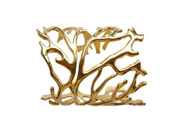 Tiffany Chou My Fair Coral Cuff, TiffanyChou.com