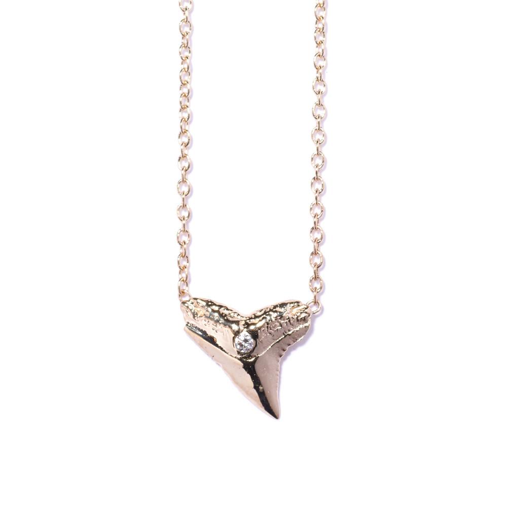 Tiffany Chou Mother Tiger Necklace, 14k Gold &Diamond, TiffanyChou.com