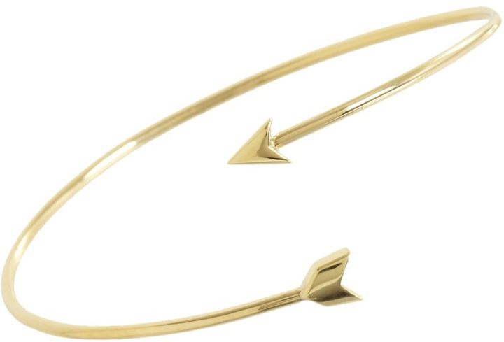 Finn 18K Gold Bangle, Barneys New York, $1,400