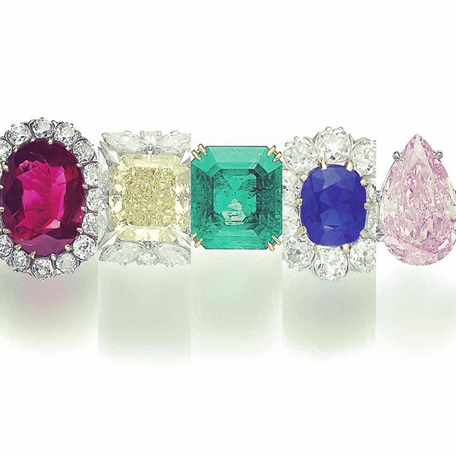 On the blog: details on some of our picks from the #Sothebys #magnificentjewelsauction @sothebys