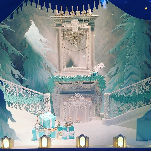 ❄️❄️❄️ @tiffanyandco