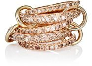 Spinelli Kilcollin Vela Rose Pavé Ring - Colorless, Barneys NY $13,000