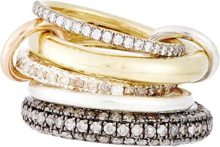 Spinelli Kilcollin Nexus Ring - Colorless, Barneys NY, $7,000
