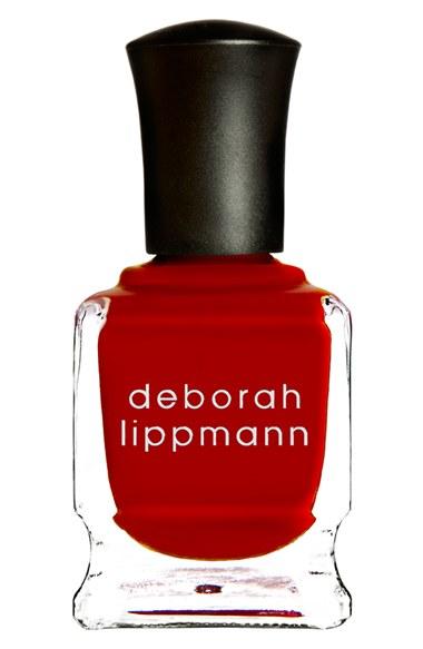 Deborah Lippman Roar Nail Color,Nordstrom, $18