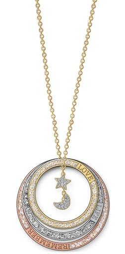 Jason of Beverly Hills Circle of Life Diamond Pendant