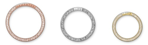 Jason of Beverly Hills Circle of Life Diamond Pendant Details
