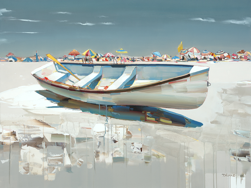 Sunny Days by Josef Kote // Dolphin Galleries Inquire