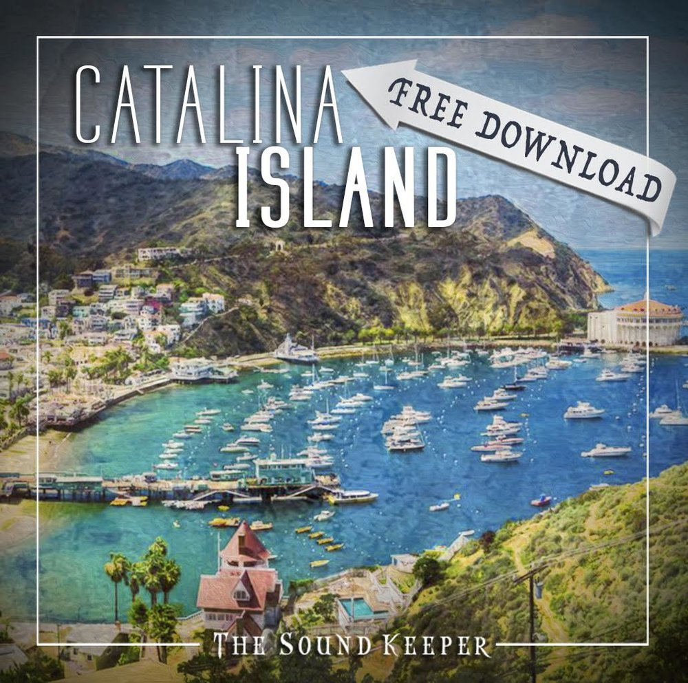 Catalina Island Pack — The Sound Keeper